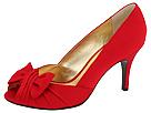 Nina - Forbes (Red Rouge Luster Satin) - Footwear