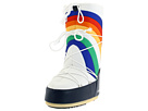 Tecnica - Moon Boot Rainbow (Blue) - Footwear