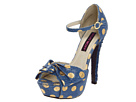 Mojo Moxy - Dotty (Blue) - Footwear
