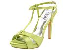 rsvp - Amber (Green Satin) - Footwear