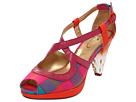 Poetic Licence - Oldie But Goodie (Pink/Orange) - Footwear