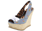 Betsey Johnson - Ffab (Blue Multi) - Footwear