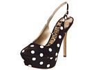 Sam Edelman - Novato (Black/White Polka Dot) - Footwear