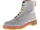 Dr. Martens - Beckett 8-Tie Boot (Grey Felt) - Footwear