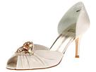 Stuart Weitzman Bridal & Evening Collection - Princess (Ivory Satin) - Footwear