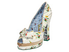 Irregular Choice - Flowering Quince (White) - Footwear