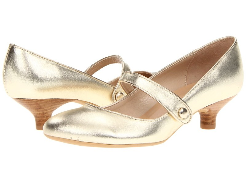 Gabriella Rocha - Ginger (Gold) Women's Maryjane Shoes