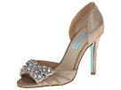 Betsey Johnson - Gown (Silver Metallic) - Footwear