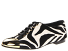 Giuseppe Zanotti - I36106 47663 DAL 05 (Grevy Bianco/Nero) - Footwear