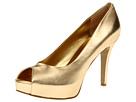 Nine West - Camya (Gold Metallic) - Footwear