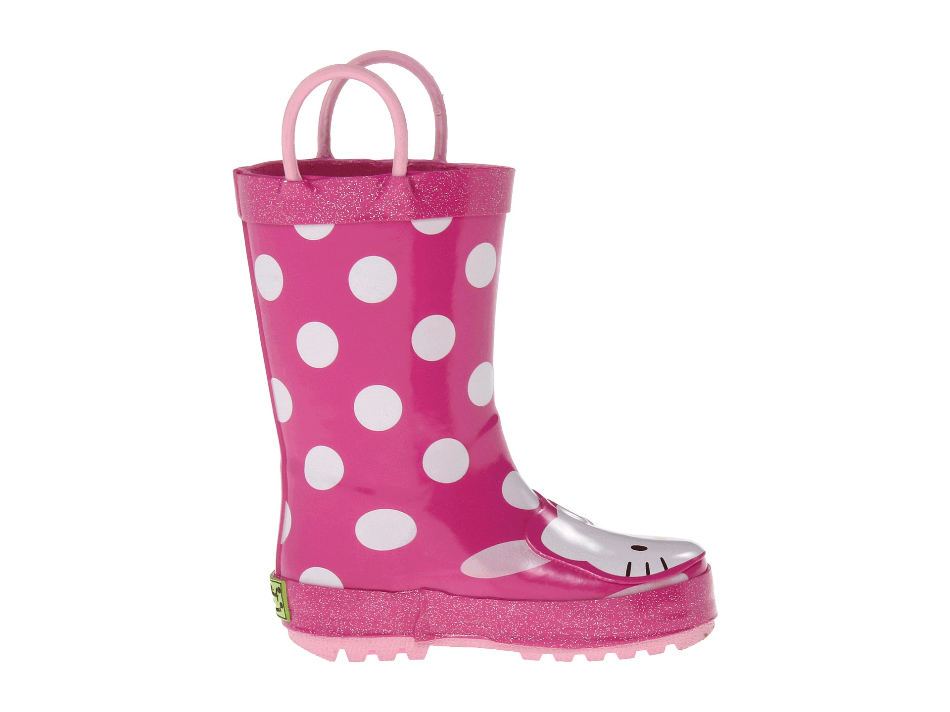 Western Chief Kids Hello Kitty Cutie Dot Rain Boot