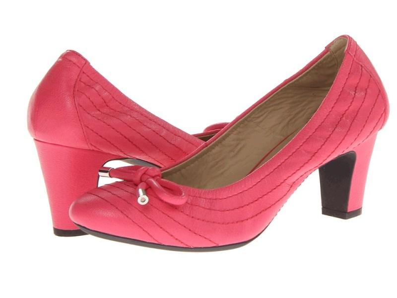 Geox D Marieclaire Mid (Fuchsia) Women's Shoes
