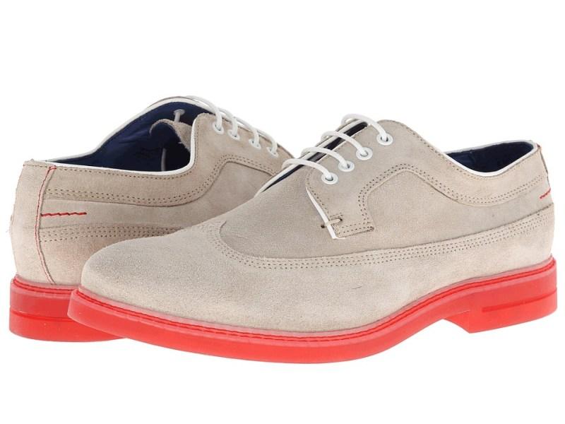 Ted Baker Juippita (Cream Suede) Men's Shoes