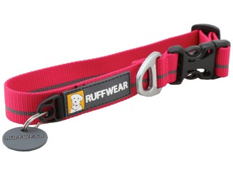 Ruffwear - Hoopie Collar (Wild Berry) Dog Collar