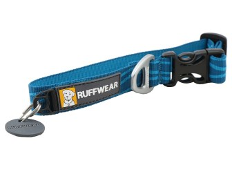 Ruffwear - Hoopie Collar (Pacific Wave) Dog Collar
