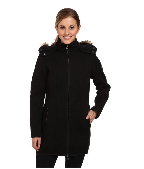 Dale of Norway Colorado Feminine (Black) Women's Jacket