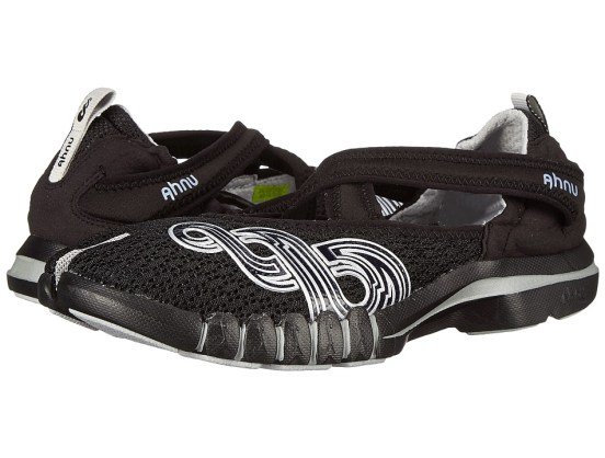 Ahnu - Yoga Split (Black) Women's Shoes
