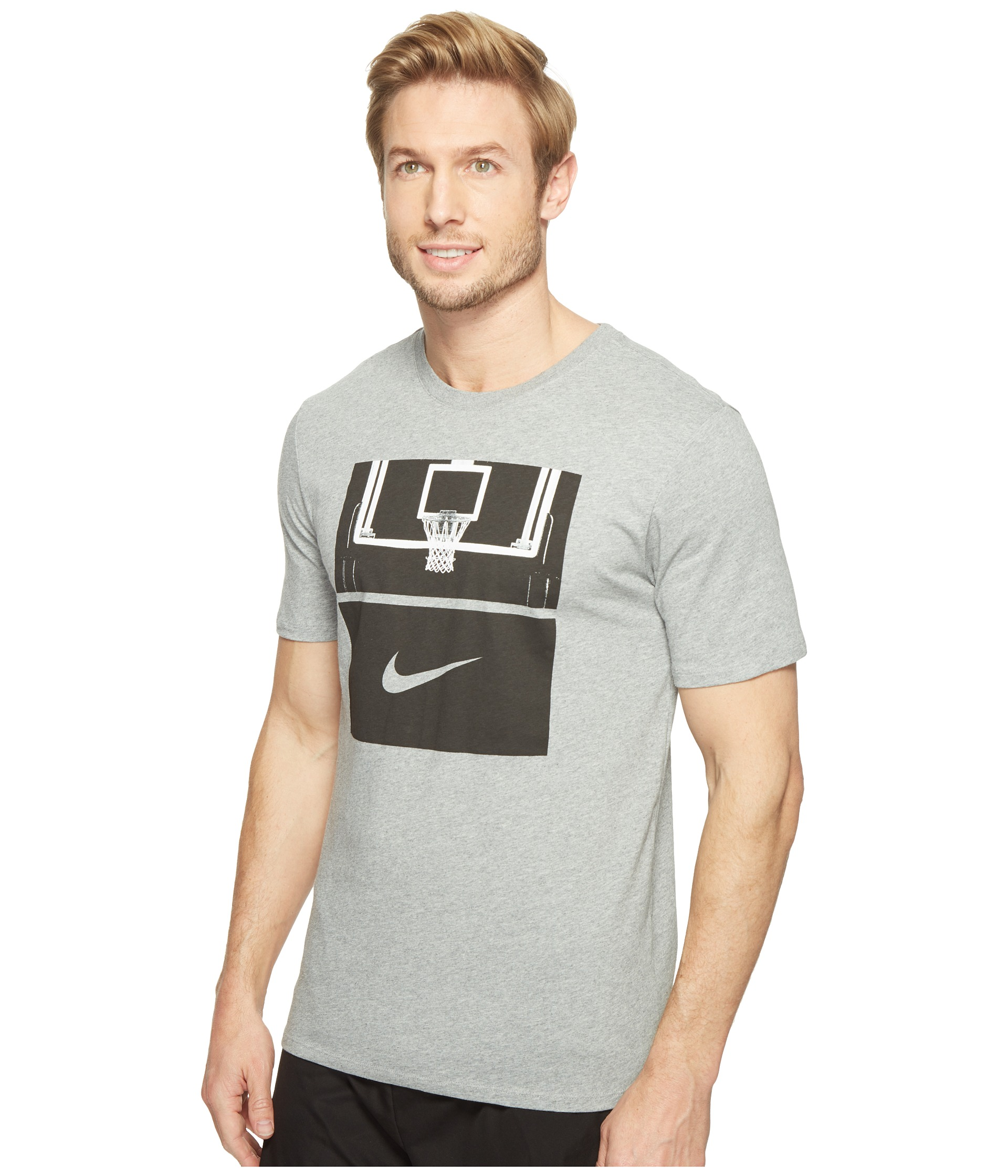 Nike Dry Basketball Hoop T Shirt