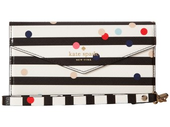 Kate Spade New York - Confetti Dot Envelope Wristlet Phone Case for iPhone 7 (Multi) Cell Phone Case
