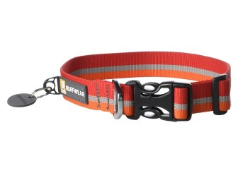 Ruffwear - Crag Collar (Kokanee Red) Dog Collar