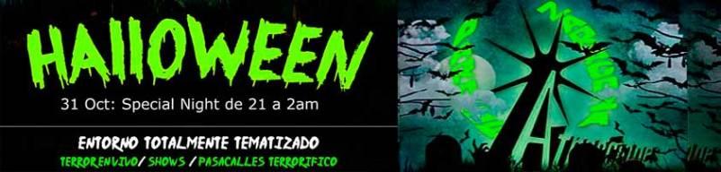 4 Planes para hacer durante Halloween en Zaragoza - Vive Halloween en el Parque de Atracciones de Zaragoza y disfruta de su Túnel del Terror