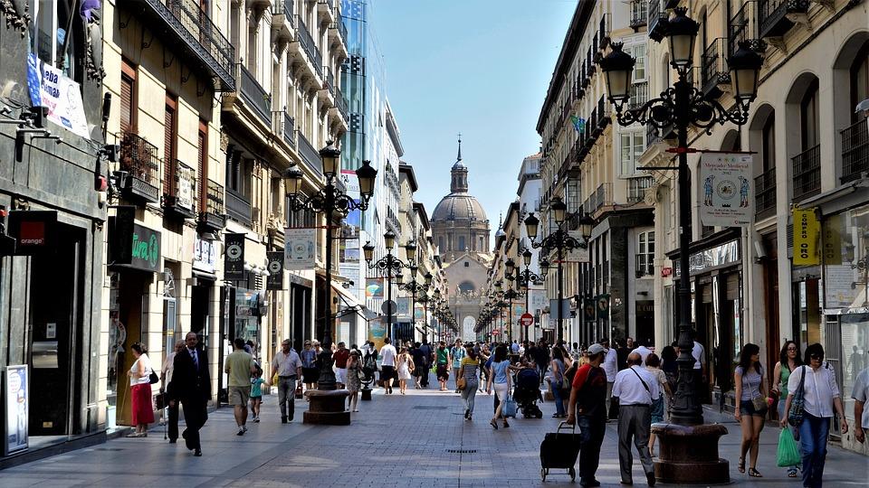 5 planes para disfrutar de la primavera en Zaragoza
