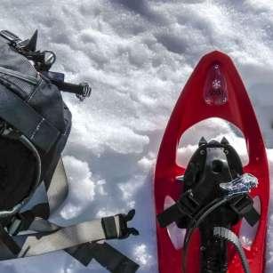 Qué necesitas para una excursión con raquetas de nieve