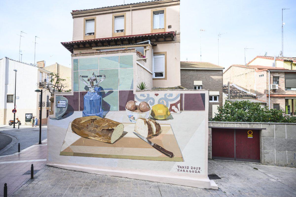 Mural Festival Asalto 2019