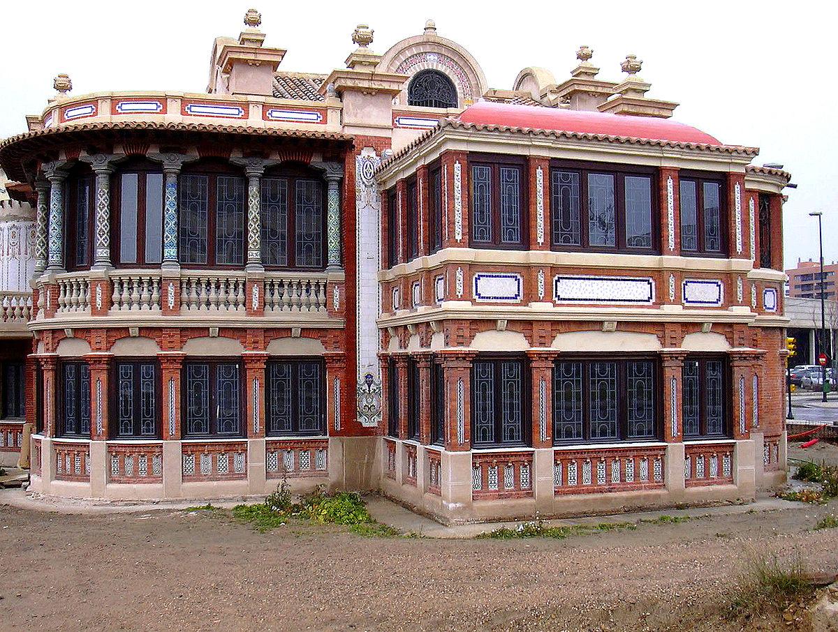 Fuente Wikimedia Commons. La Casa Solans