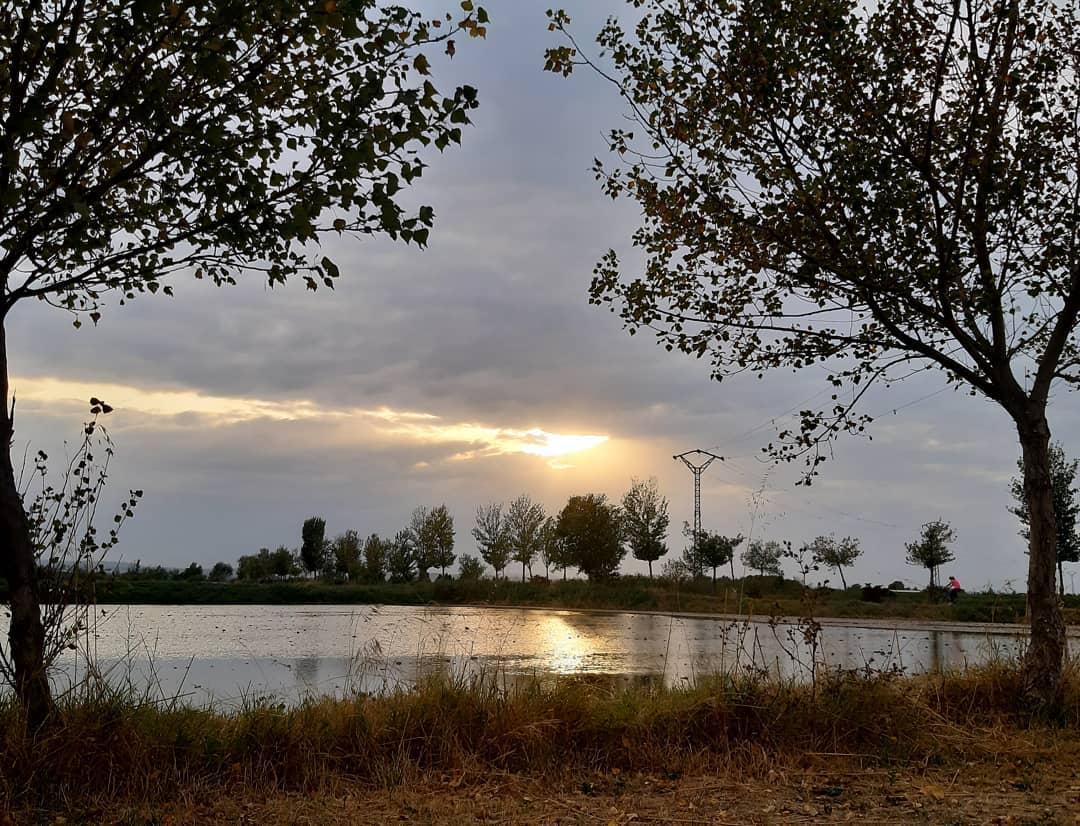 Otoño en la provincia de Zaragoza