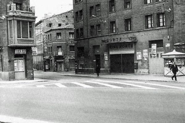 Antiguos cines de Zaragoza - Cine Norte