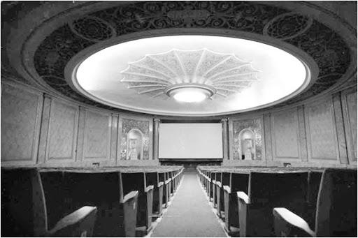 antiguos cines de Zaragoza - Cine Eliseos