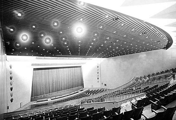 Antiguos cines de Zaragoza - Cine Fleta