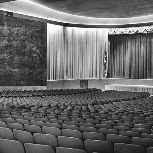 Antiguos cines de Zaragoza