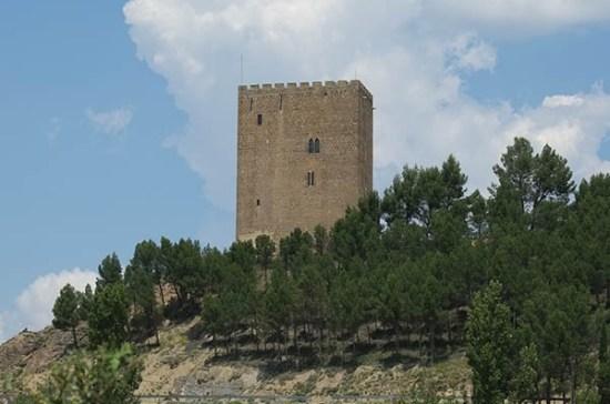 castillos de la provincia de zaragoza