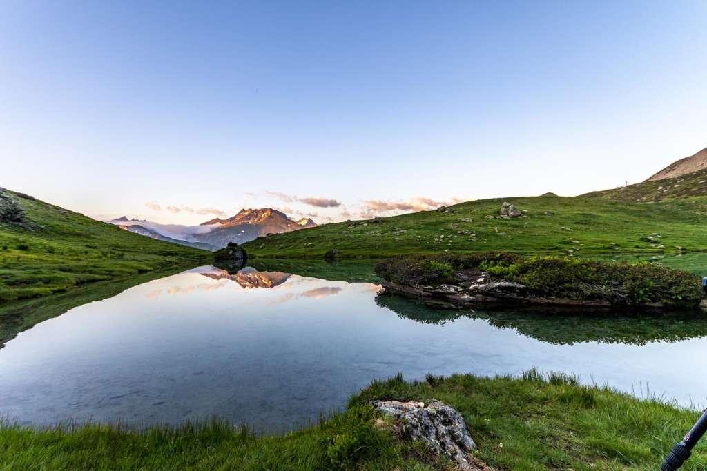 ibón de Espelunciecha - Excursiones fáciles Pirineo Aragonés