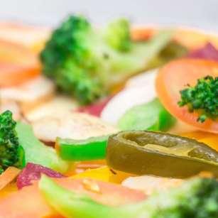 Ingredientes aragoneses para una ensalada