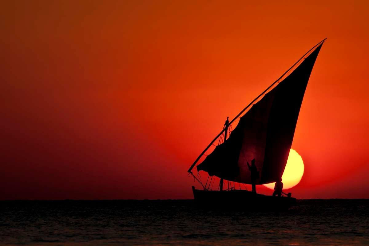 Sunset Dhow Cruise 11