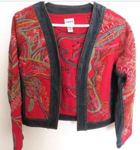 Bolero jacket www.zarawestsuspense.com