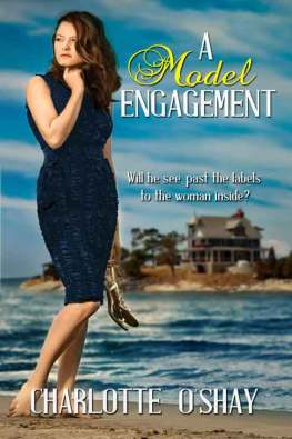 ZAra West interviews romance author Charlotte O'Shay about her new release A Model Engagement