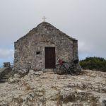 Am Gipfel: Der Berg Hum ist mit einer Höhe von 587 Metern die höchste Erhebung auf der Insel Vis