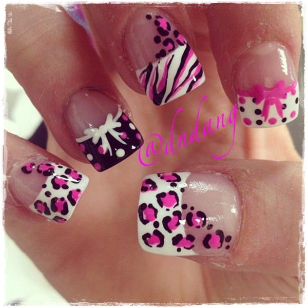 40 Cool And Simple Acrylic Nail Designs Hobby Lesson