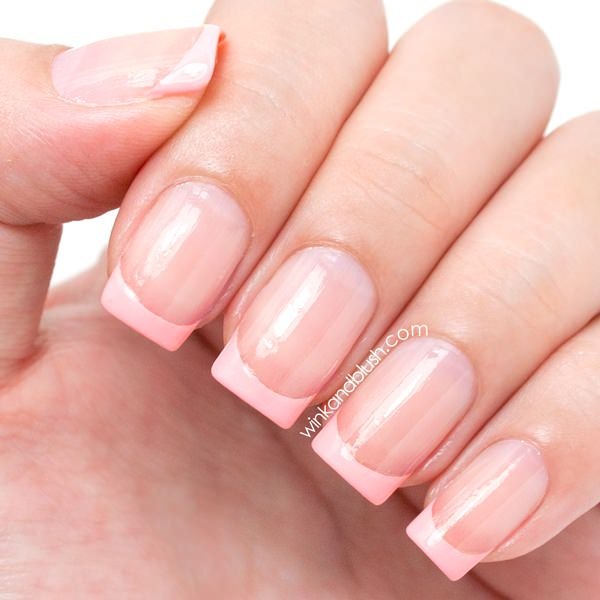 Acrylic Nails French Manicure Designs