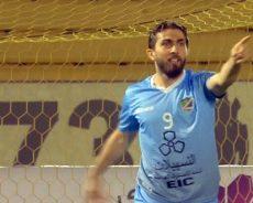 رقم قياسي جديد للنجم السوري فراس الخطيب على مستوى الكرة الكويتية