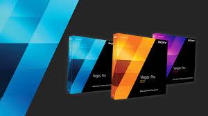 تحميل Sony MAGIX Vegas Pro  سوني فيغاس للمونتاج و التعديل على الصورة و الصوت