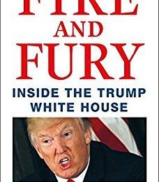 """كتاب """"نار وغضب""""، """"FIRE AND FURY""""  يحقق أعلى نسبة مبيعات لكتاب منذ اليوم الأول لطرحه للبيع ، مع رابط الشراء بسعر مخفض"""