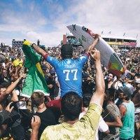 Filipe Toledo gano la competición #HurleyPro