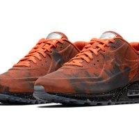 Lanzamiento Nike Air Max 90 QS Mars Landing & React Element 55 Metallic Silver