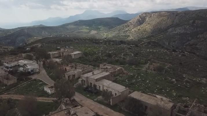 Το πανέμορφο χωριό της Κρήτης που έμεινε χωρίς κατοίκους - Συγκινητικό βίντεο - zarpanews.gr