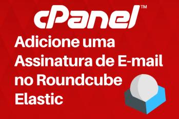 Como configurar Assinatura de Email Roundcube